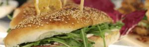 Sandwichfähnchen bedrucken