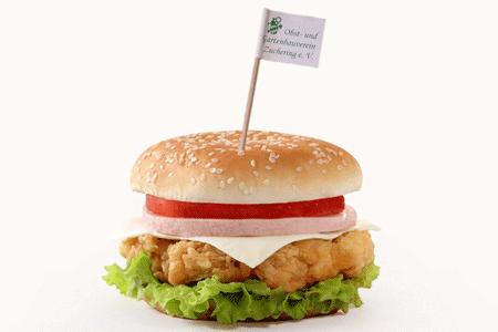 Werbeartikel drucken: Burgerpicker drucken
