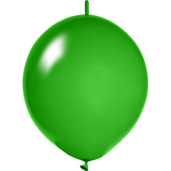 grüne Girlanden Luftballons bedrucken