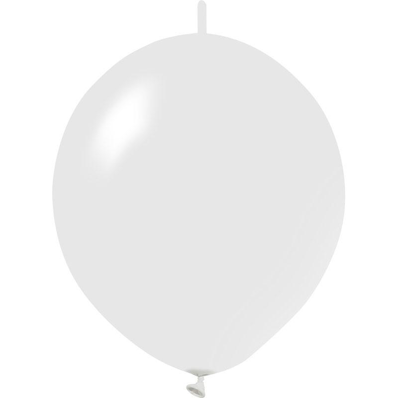 kettenballon transparent