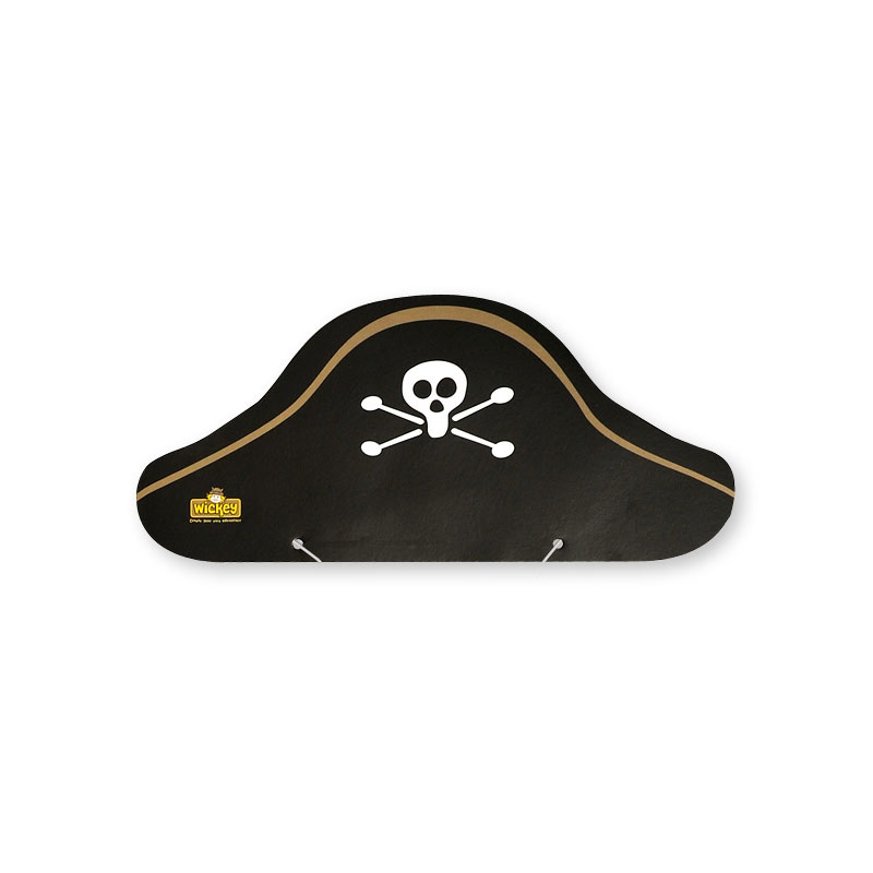 Piratencaps bedrucken