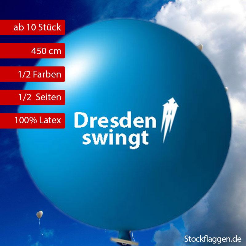150 cm Riesenluftballons bedruckt ab 10 Stück