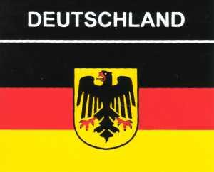 l nderaufkleber deutschland adler kaufen sie hier f r ihr auto oder boot. Black Bedroom Furniture Sets. Home Design Ideas