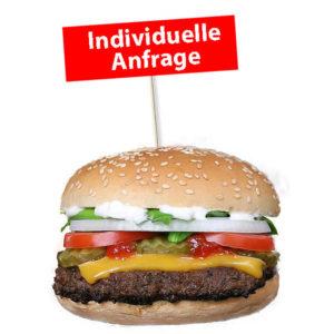 Burgerfähnchen individuell bedrucken