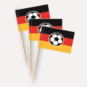 Deutschland Fußball Käsepicker Partypicker