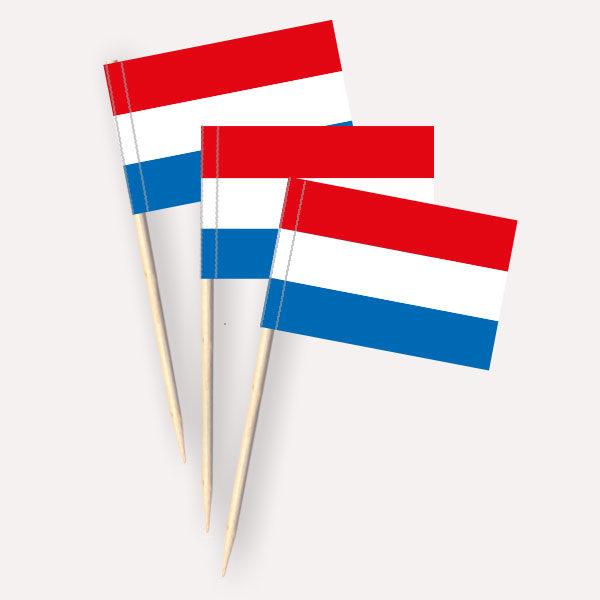 Niederlande Käsepicker Minifähnchen Zahnstocherfähnchen