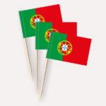 Portugal Käsepicker Minifähnchen Zahnstocherfähnchen