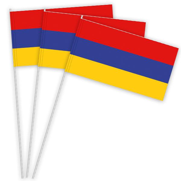 Armenien Papierfahnen kaufen