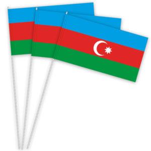 Aserbaidschan Papierfahnen kaufen