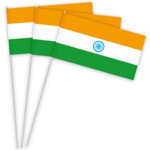 Indien Papierfahnen kaufen