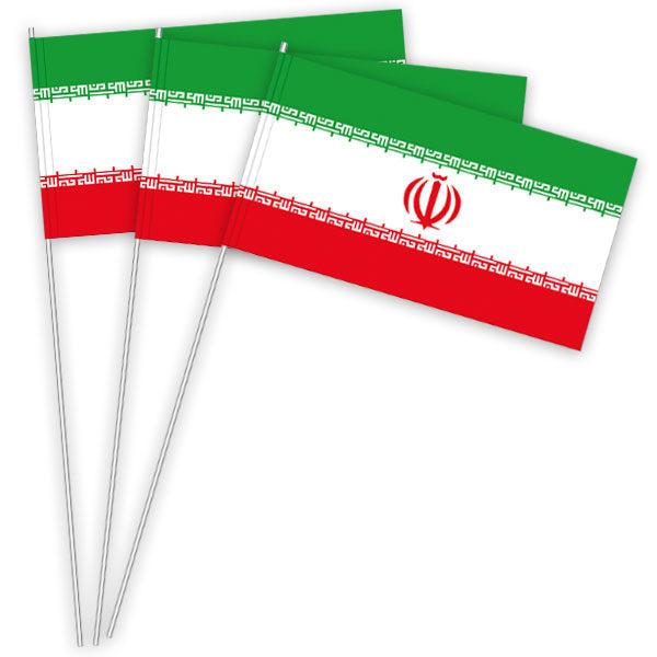 Iran Papierfahnen kaufen