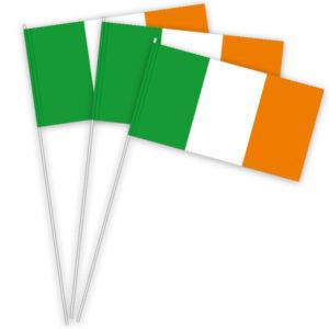 Irland Papierfahnen kaufen