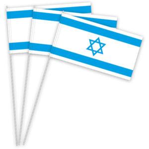 Israel Papierfahnen kaufen
