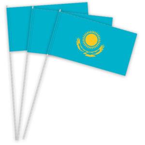 Kasachtan Papierfahnen kaufen
