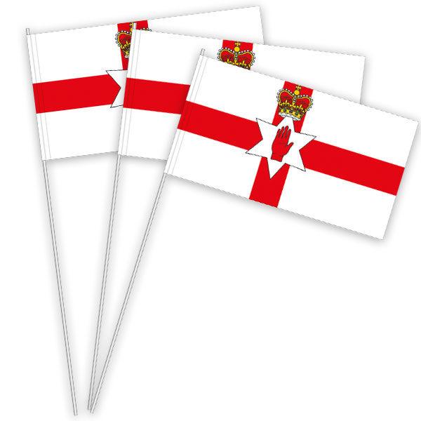 Nordirland Papierfahnen kaufen