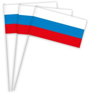 Russland Papierfahnen kaufen