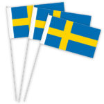Schweden Papierfahnen kaufen