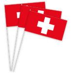 Schweiz Papierfahnen kaufen