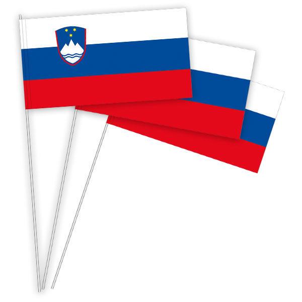 Slowenien Papierfahnen kaufen