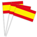 Spanien Papierfahnen kaufen
